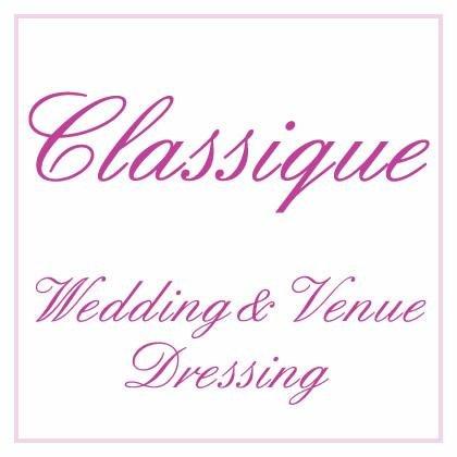Classique Wedding And Venue Dressing
