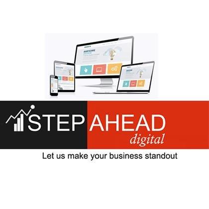 Step Ahead Digital Web Design
